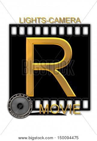 Alphabet Movie Buff R