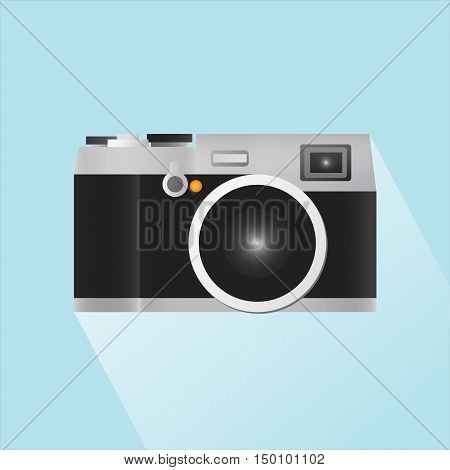 Camera Icon, Camera Icon Eps10, Camera Icon Vector 02