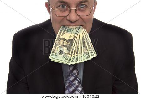 Money In Mounth