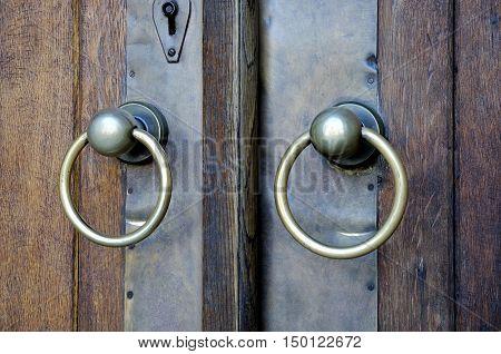Old Door Knocker