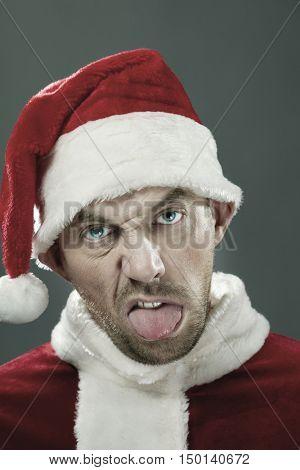 Dreadful Santa