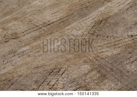 Abstract background - the wheel tracks in the sand