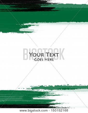 Scratch  Sketch green Grunge Dirt Overlay Texture ,   Grungy Effect . Vector Background, Elements for Your Design. Eps10