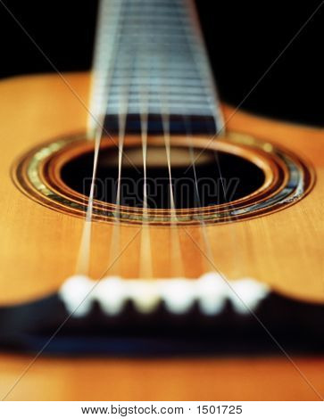 Acoustic Guitar Perspective