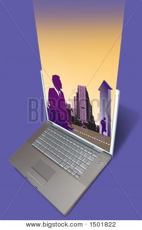 Laptoplandscape