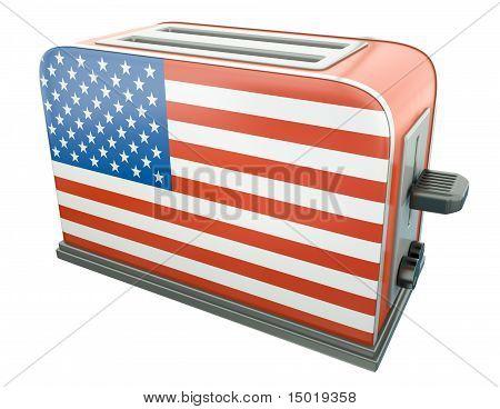 US toaster