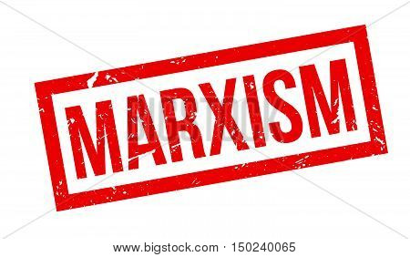 Marxism Rubber Stamp