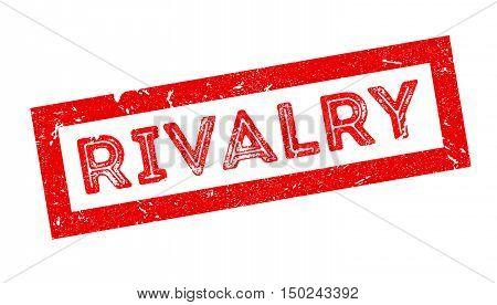 Rivalry Rubber Stamp