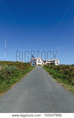 Estaca De Bares Lighthouse