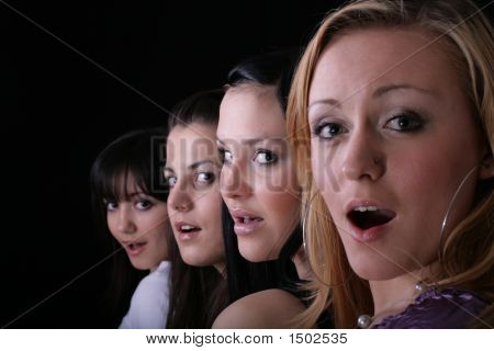 Amazed Girls