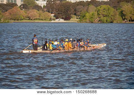 Dragon Boat Canberra