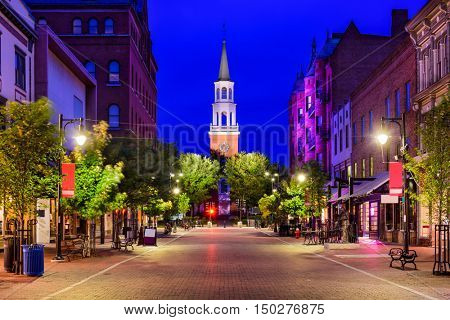 Burlington, Vermont, USA
