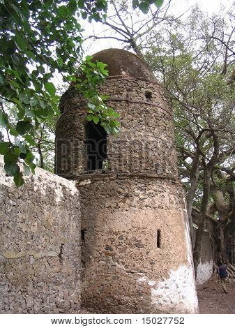 Tower in Africa