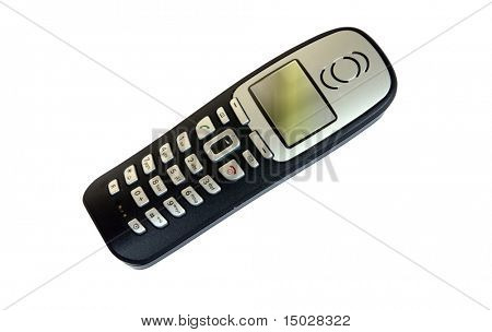 Isolated Telephone