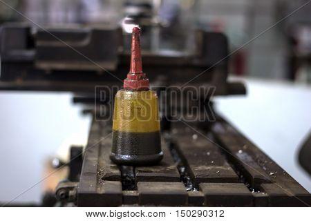 Lubrication Milling Machines