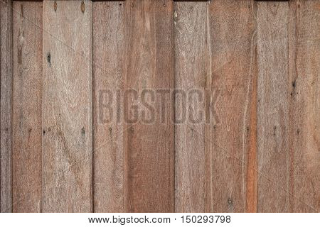 Background of rustic uncoat wood wall pattern