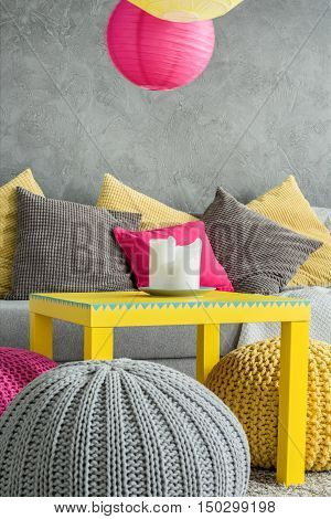 Interior Where Color Rules