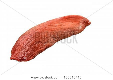 Raw Beef, A Hock Of Ham, Which Is Called The Pulp.