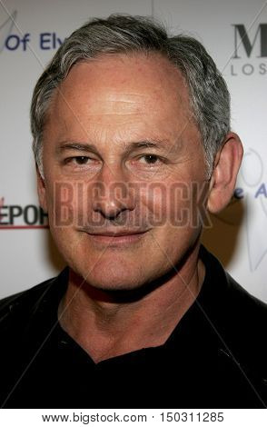 Victor Garber at the Art of Elysium Presents Russell Young 'fame, shame and the realm of possibility' held at the Minotti in West Hollywood, USA on November 30, 2005.