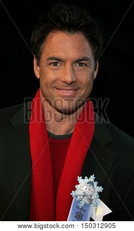 Mark Steines at the 2005 Hollywood Christmas Parade held at the Hollywood Roosevelt Hotel in Hollywood, USA on November 27, 2005.