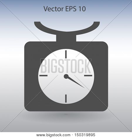 bench scales vector illustration