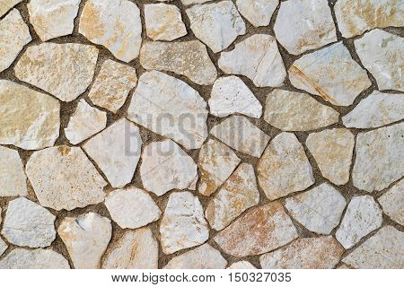 abstract texture of a facing stone for a background or for wallpaper