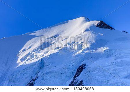 Aiquille de Bionnassay 4052m. Mont Blanc Massif France