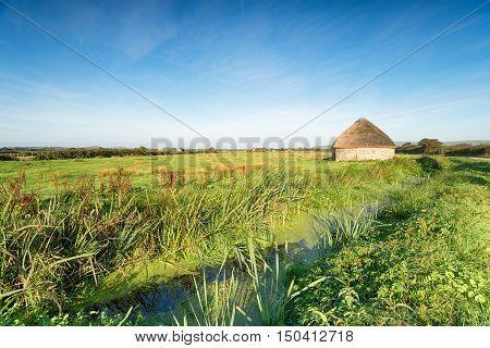 Braunton Marshes Linhay