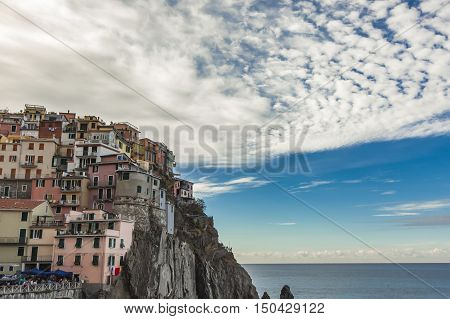 Manarola, Italy