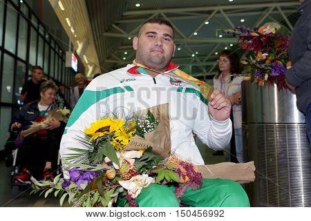 Ruzhdi Ruzhdi Gold Medal