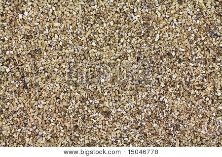 Layer Of Vermiculite