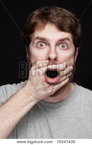Man In Shock After Finding Secret News