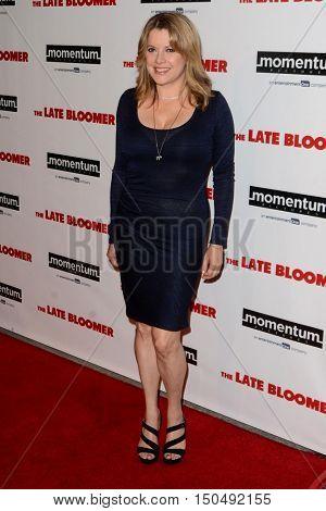 LOS ANGELES - OCT 3:  Heidi Jo Markel at the
