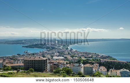 The northernmost city of Turkey; Sinop. Sinop Province is a province of Turkey, along the Black Sea.