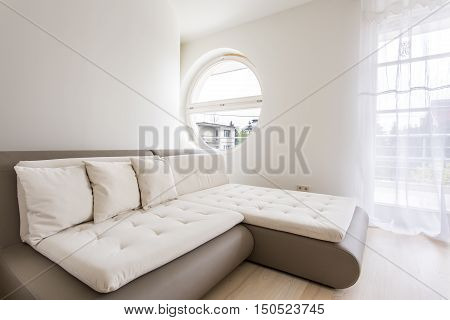 Quilted Corner Sofa