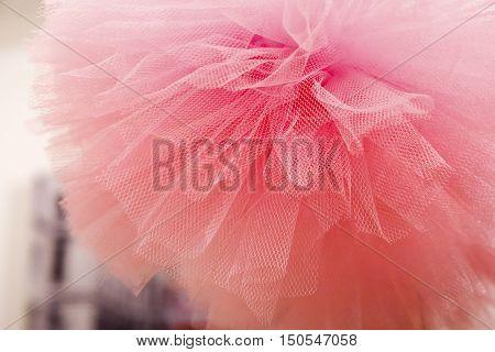 pompon pink background texture pompom decorative advent