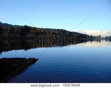 Tony Grove Lake - Logan Canyon - Utah