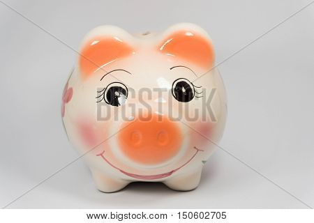 A pig to save your money in time
