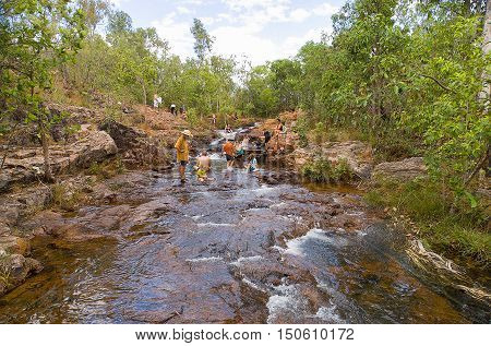 Buley Rockhole Litchfield National Park