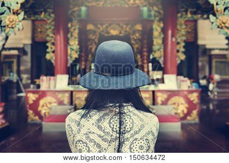 Worship Believe Belief Faith Religion Creed Faith Concept