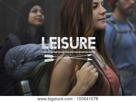 Leisure Activity Recreational Pursuit Interest Hobbies Concept
