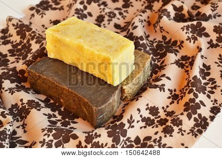 Natural soap - Spa Setting. Natural organic pure Soaps. Best suited for relaxing