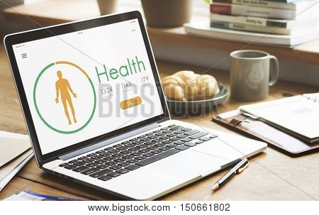 Health Illness Treatment Vitality Wellness Nutrition Concept