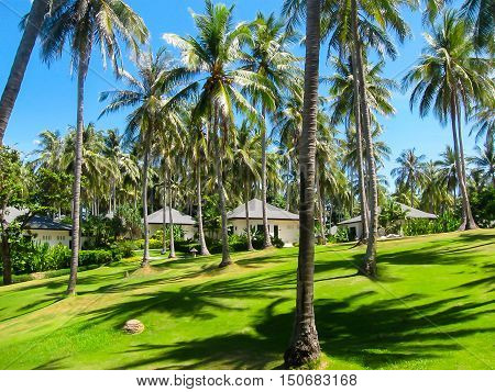 Thr beautiful tropical island Koh Racha Yai Thailand