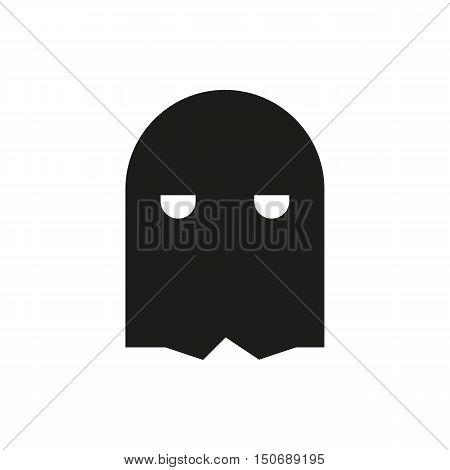 mask icon on white background Created For Mobile Infographics Web Decor Print Products Applications. Icon isolated. Vector illustration