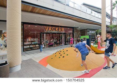 Vacker And Playground Fan Mallorca