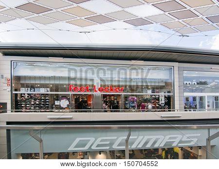 Foot Locker Store Fan Mallorca