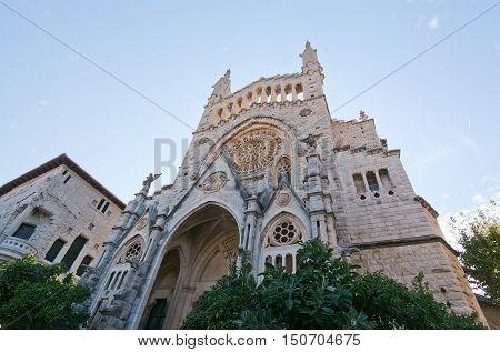 Soller St Bartolomew Church