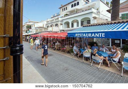 Restaurants Puerto Soller