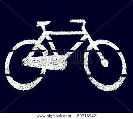 Vintage Looking Bike Picture